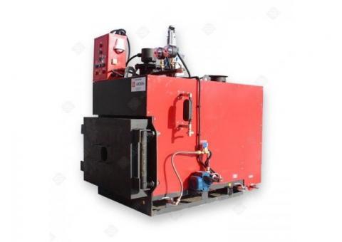 Паровой котел 1500 кг\пара в час (КП - 1,5-0,8)