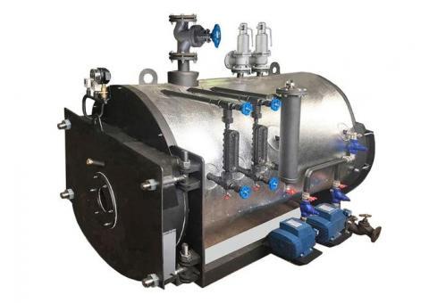 Паровой котел 300 кг\пара в час (КП - 0,3-0,8)