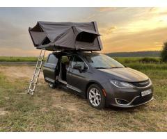 Новая автопалатка на крышу автомобиля 4-х местная