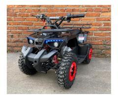 Квадроцикл детский на бензине MOWGLI MINI HARDY 4T
